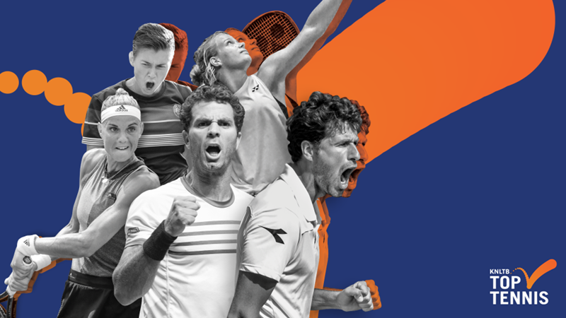 Tennisbond vernieuwt marketingstrategie