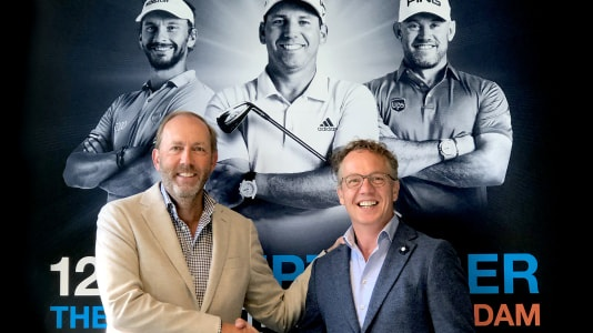 Jumbo Golf retail-partner van KLM Open